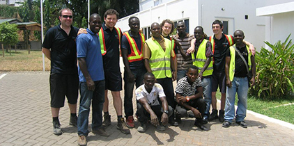 Ghana Project 2014