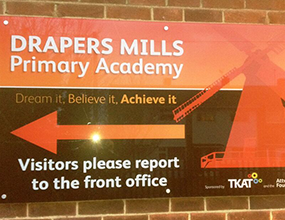 Drapers Mills Primary School