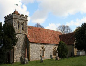 St Peter's Church, Bekesbourne