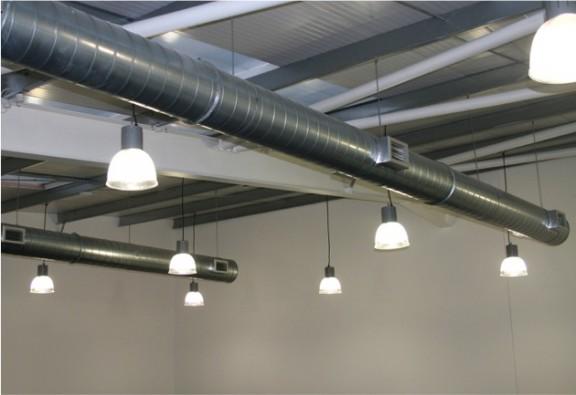 Electrical refurbishment for creative agency, Visarc, in Ashford.